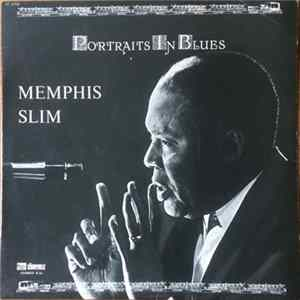 Memphis Slim - Portraits In Blues / Travelling With The Blues Album
