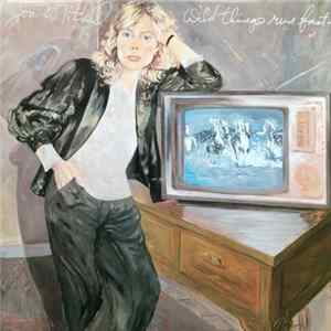 Joni Mitchell - Wild Things Run Fast Album
