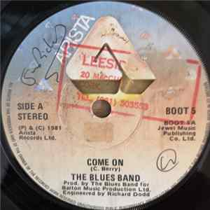 The Blues Band - Come On Album