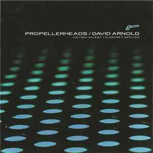 Propellerheads / David Arnold - On Her Majesty's Secret Service Album