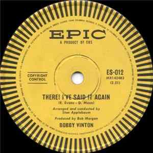 Bobby Vinton - There! I've Said It Again Album
