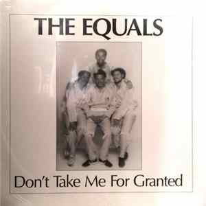 The Equals - Don't Take Me For Granted Album