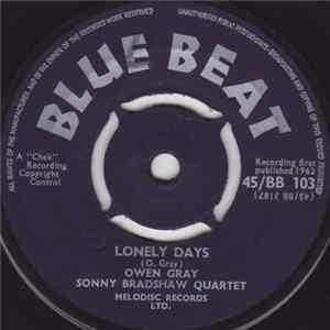 Owen Gray, Sonny Bradshaw Quartet - Lonely Days / No Good Woman Album