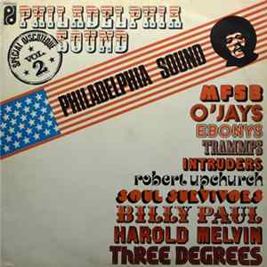 Various - The Sound Of Philadelphia Special Discotheque Vol. 2 Album