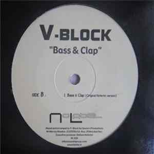 V-Block - Bass & Clap Album