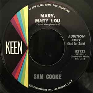 Sam Cooke - Mary, Mary Lou Album