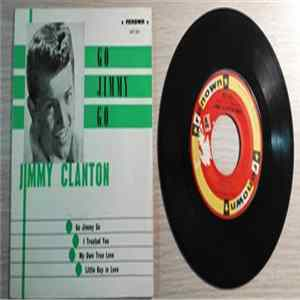 Jimmy Clanton - Go Jimmy Go Album