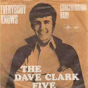 The Dave Clark Five - Everybody Knows Album