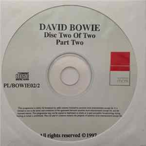 David Bowie - Planet Live! Album