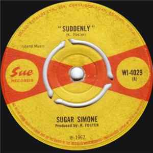 Sugar Simone - Suddenly / King Without A Throne Album