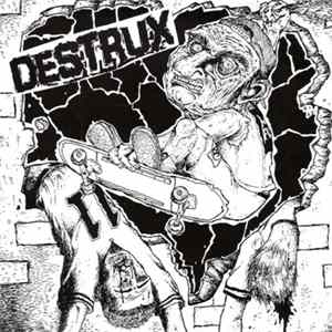 Destrux / Bad Eating Habits - Destrux / Bad Eating Habits Album