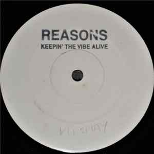 Kleshay - Reasons (Keepin' The Vibe Alive) Album