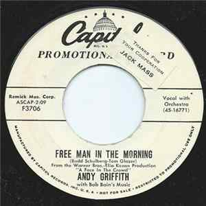 Andy Griffith - Free Man In The Morning Album