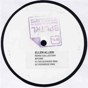 Ellen Allien - Remix Collection Album