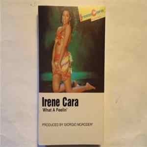 Irene Cara - What A Feelin' Album