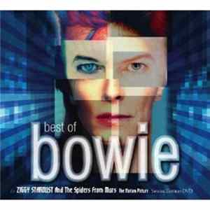 Bowie - Best Of Bowie & Ziggy Stardust And The Spiders From Mars: The Motion Picture (Special Edition DVD) Album
