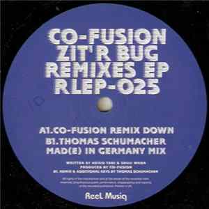 Co-Fusion - Zit'r Bug Remixes EP Album