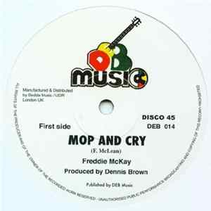 Freddie McKay - Mop And Cry Album