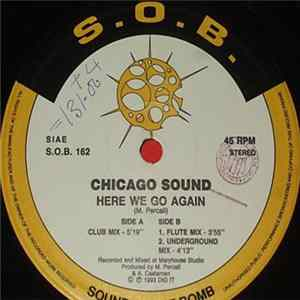 Chicago Sound - Here We Go Again Album