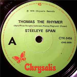 Steeleye Span - Thomas The Rhymer Album