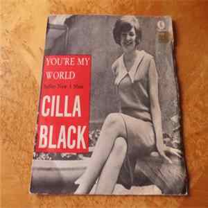 Cilla Black - You're My World / Suffer Now I Must Album