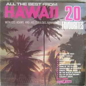 Les Adams And His Fabulous Hawaiians - All The Best From Hawaii Album