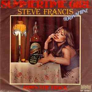 Steve Francis Moonshine - Summertime Girl Album