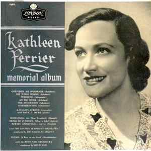 The Boyd Neel Orchestra - Kathleen Ferrier Memorial Album Album