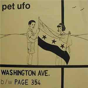 Pet Ufo - Washington Avenue Album
