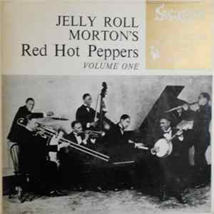 Jelly Roll Morton's Red Hot Peppers - Jelly Roll Morton's Red Hot Peppers Volume One Album