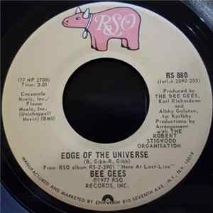 Bee Gees - Edge Of The Universe Album